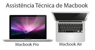 Assistência Técnica Macbook