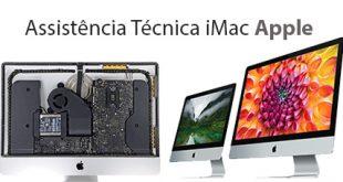 Assistência técnica iMac Rio de Janeiro