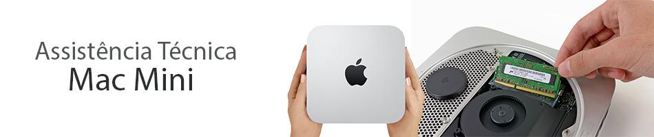 Assistência técnica Mac Mini