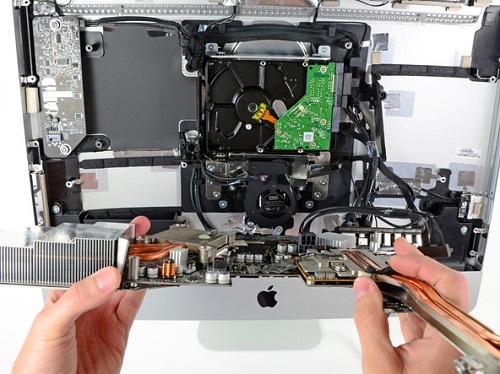 reparo de placa mãe de iMac