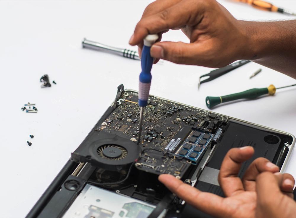 reparo de placa mae de macbook