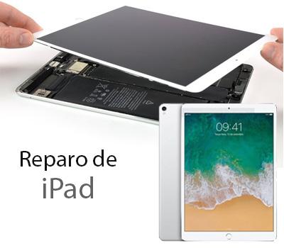 Reparo de iPad em Caxias