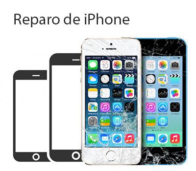 Reparo de iPhone