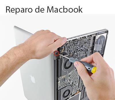 Reparo de Macbook