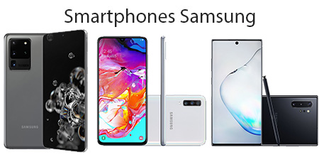 Reparo de Smartphones Samsung na Baixada Fluminense