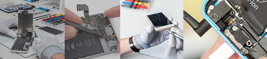 Serviços de Reparo de iPhone