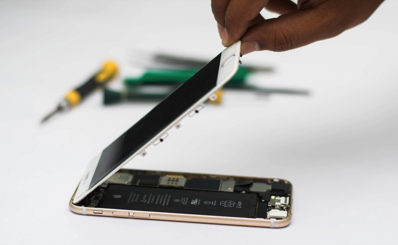 Troca de tela de iPhone em duque de caxias
